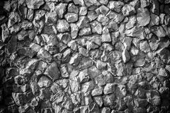 Stone wall textured background Stock Photo