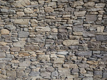 Stone Wall Textures Royalty Free Stock Images
