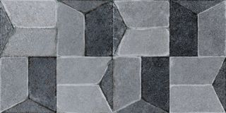 Stone wall decore background tile stock photo