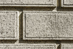 Stone wall tiles background Royalty Free Stock Photo