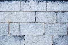 A stone wall Stock Images