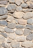 Stone Wall Vertical Royalty Free Stock Photo