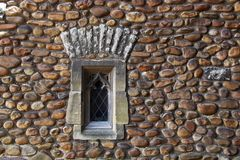 Stone Wall, Wall, Window, Brickwork royalty free stock images