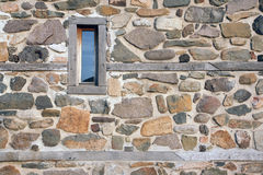Stone wall - 15. Stone walls in the ancient Bulgarian town of Sozopol Royalty Free Stock Photos