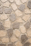 Stone wallpaper. Rock Floor background Royalty Free Stock Photography
