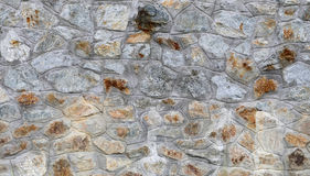 Stone walls. Stock Photo