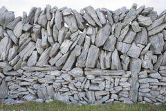 Stone Walls on Inishmore; Aran Islands. Ireland Stock Photography