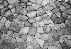 Stone walls Royalty Free Stock Photos