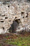 Old ruined walls Stock Photos