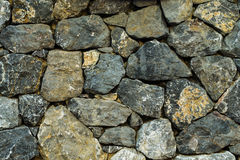 Stone walls royalty free stock photography