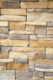 Stone walls Stock Image