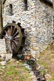 Stone watermill Royalty Free Stock Photos