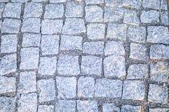 Stone way Royalty Free Stock Photo