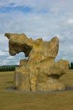 Stone weird Royalty Free Stock Image
