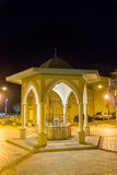 Stone well in Jaffa, Tel Aviv Royalty Free Stock Images