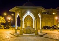 Stone well in Jaffa, Tel Aviv Stock Photography