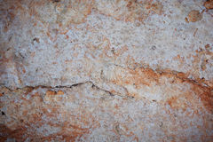 Stone white and brown color Royalty Free Stock Photography