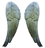 Stone Wings Royalty Free Stock Photography