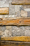 Stone and wooden textures Royalty Free Stock Photos
