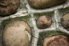Stone-work. Abstarct, background, masonry, stone-work, brickwork, laying,strength stock photography