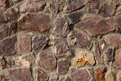 Stone-work Royalty Free Stock Photos