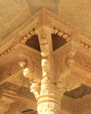 Stone Work In Amber Fort. royalty free stock photos