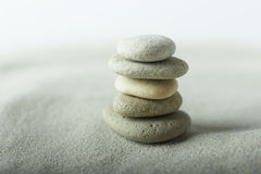 stone zen. Obraz Royalty Free