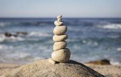 stone zen Fotografia Stock