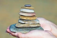 stone zen Obrazy Stock