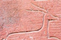 Stoneage Art Stock Image