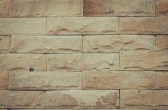 Stonebrick纹理背景 免版税库存图片