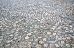 Stoned pavement Stock Image