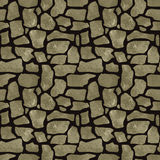 Stoned seamless patern texture Royalty Free Stock Image