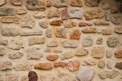 Stoned wall Royalty Free Stock Photo