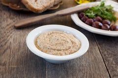 Stoneground mustard Stock Image