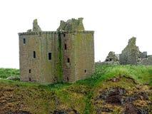 Stonehaven, замок Dunnottar Стоковая Фотография