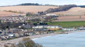Stonehaven village Scotland Royalty Free Stock Images