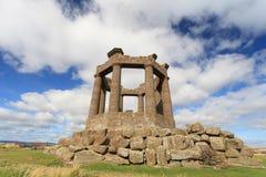 Stonehaven War Memorial, Aberdeenshire, Scotland Stock Photography