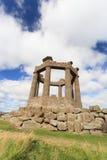 Stonehaven War Memorial, Aberdeenshire, Scotland Stock Images