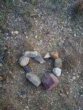 Stoneheart Imágenes de archivo libres de regalías