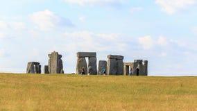 Stonehene UK Royaltyfri Fotografi