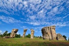 stonehenge泰国 库存图片