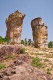 stonehenge泰国 免版税库存照片