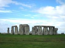 Stonehenge英国 免版税库存图片