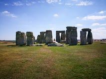 Stonehenge è uno monumenti preistorici conservati del ` s del mondo di migliori immagini stock