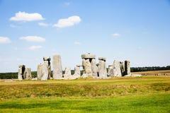 Stonehenge è uno monumenti preistorici conservati del ` s del mondo di migliori fotografie stock