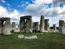 Stonehenge Σαλίσμπερυ στοκ εικόνα