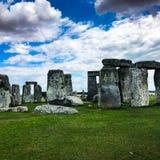 Stonehenge Σαλίσμπερυ στοκ εικόνες