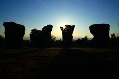 Stonehenge Ταϊλάνδη Στοκ εικόνες με δικαίωμα ελεύθερης χρήσης