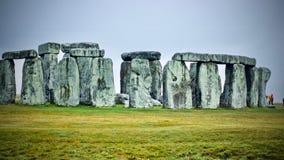 stonehenge Англии стоковая фотография rf